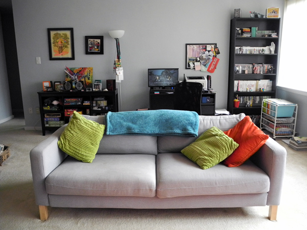 Decorating Ideas > A Glimpse At My Geeky Apartment ~ 033239_Nerdy Apartment Decorating Ideas