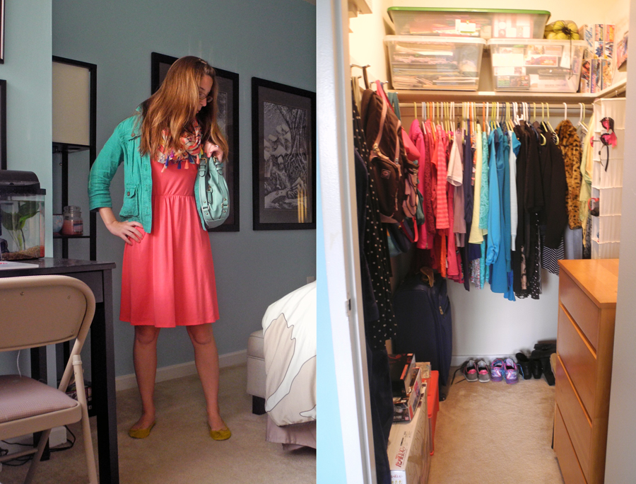 look-and-closet