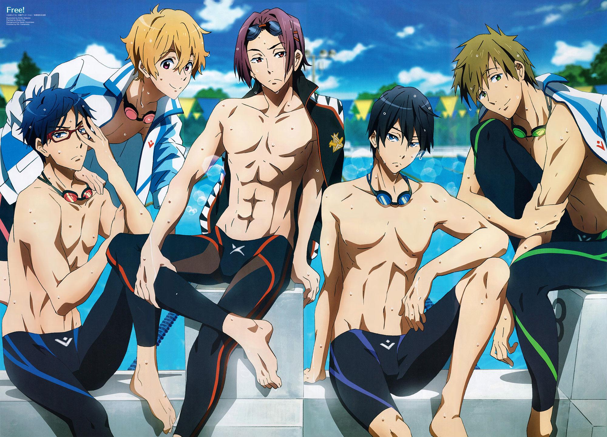 Free sexy anime pic
